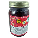no carb jelly - Low Carb Strawberry Preserves - LC Foods - All Natural - No Sugar Added - Paleo - Gluten Free - Diabetic Friendly - Low Carb Jam - 16 oz