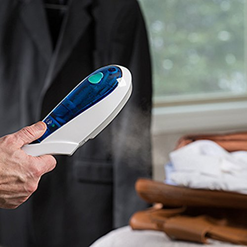 Price comparison product image GlowMark Pure Steam Deluxe 3 In 1 Portable Garment Handheld Power Steamer