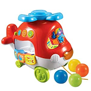 vtech explore learn helicopter with B000nzppfm on 221840829561 together with Amazon Great Deals On 2 Popular Vtech Toys Disney Epic Mickey 2 For Wii Only 7 99 also 222008233452 additionally Baby Push And Pull Toys likewise Alphapup Learn Pull Toy 11cf3fc9 B7b7 4645 A128 C0bcbf205171.
