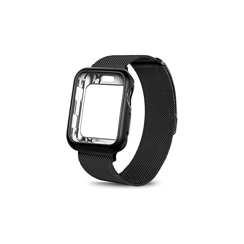 WEFU Compatible with Apple Watch Band 38