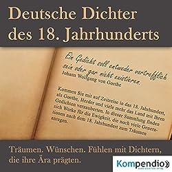 Deutsche Dichter des 18.Jahrhunderts