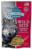 Cheap Blue Wilderness Salmon Wild Bits Trail Treats, 4 Oz (8 Pack)