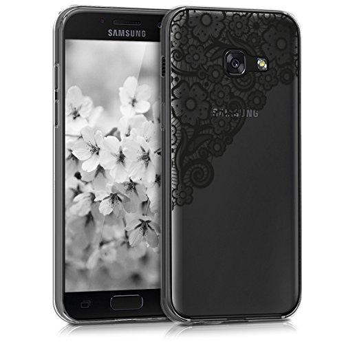 TPU Back Case For Samsung Galaxy A3 (Black) - 3