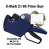 X-Mark Price Guns (10): TXM 21-86 Bulk PRICING [2 Line / 8/6 Characters]