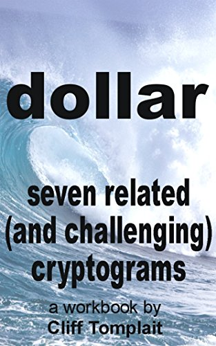 Amazon audio books mp3 download dollar: seven related (and challenging) cryptograms PDB by Cliff Tomplait B01I0CBE5E