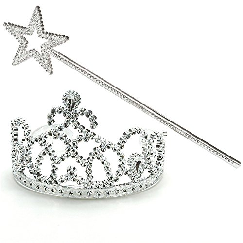 Costumes 162886 Princess Tiara Wand product image
