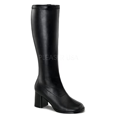 b58dc1bb047 Funtasma Women's Gogo 300 Wide Calf Boot
