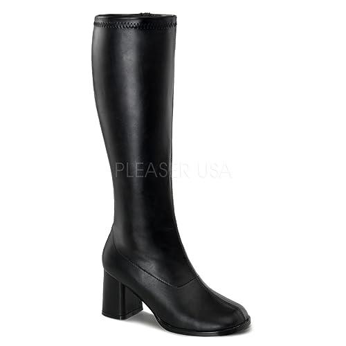f4b282d20ce27 Funtasma Women's Gogo 300 Wide Calf Boot