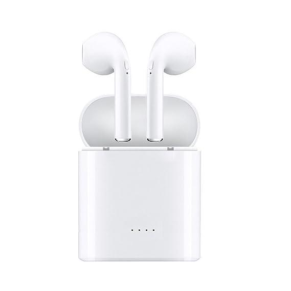 c055ac7f975 Bluetooth Headphones,Wireless Headphones Bluetooth Mini In-Ear Headsets  Sports Earphone with 2 True