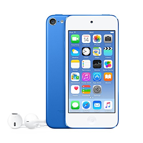 Apple iPod touch 32GB Blue (6th Generation) (Ipod 4 Generation Used Cheap)