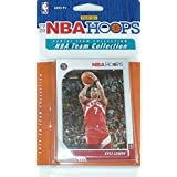 Toronto Raptors 2019 2020 Hoops Basketball Factory Sealed 7 Card Team Set with Kyle Lowry, Pascal Siakam and Fred VanVleet Plus
