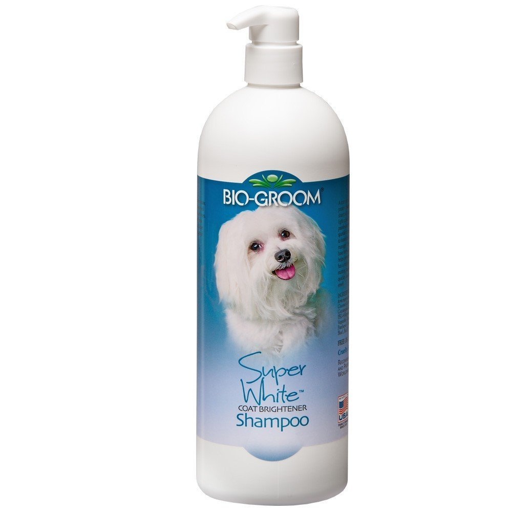 outlet 32 Fl Oz, Super White Shampoo for Dogs & Cats