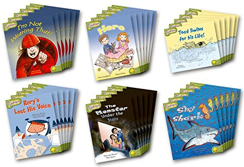 Download Oxford Reading Tree: Stage 7: Snapdragons: Class Pack (36 Books, 6 of Each Title) ebook