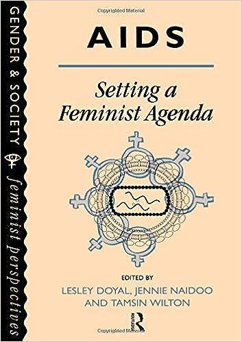 Setting A Feminist Agenda AIDS