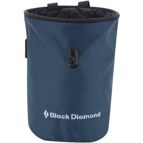 Black Diamond Mojo Zip Chalk Bag, Aruba