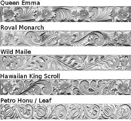 Honolulu Jewelry Company Hawaiian Heirloom Sterling Silver Custom Kuuipo 8mm Enameled Pendant