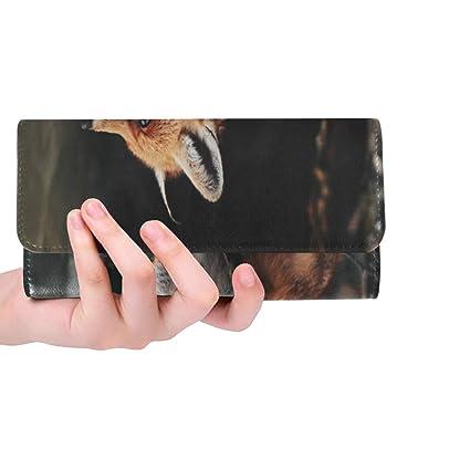 Único Personalizado Hermoso Red Fox Retrato Salvaje Bosque ...