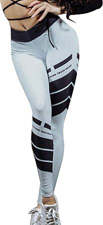 Teenager M/ädchen High Waist Cartoon Streifen 3D Druck Yoga Hosen Leggins Hoher Bunt Gestreift Sportleggins Jogginghose Training Laufende Leggings Fitness Sport Pants Yoga Leggings Damen