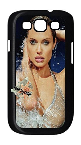 [case forcolor]:Angelina Jolie as Maleficent Hard Case for samsung - Diy Maleficent