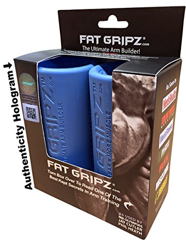 Fat Gripz - The Ultimate Arm Builder, (Fit Grips)