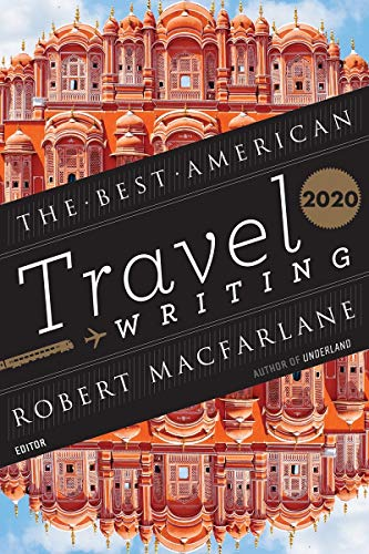 Book Cover: The Best American Travel Writing 2020