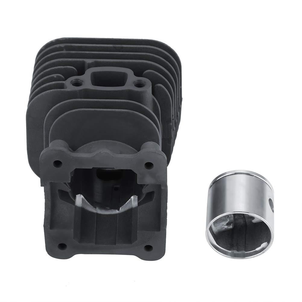 Cylinder Piston Kit Sturdy Durable Metal Cylinder Piston Rings Gasket for Husqvarna 124 125C 125E 125L 125LD 125R 125RJ 128C