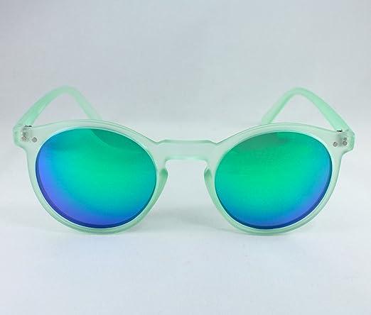 WoopWoop Gafas de Sol Polarizadas AQUA ROUND AR34: Amazon.es: Ropa y accesorios