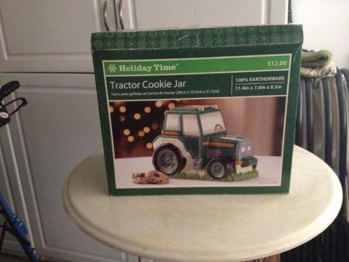 Tractor Cookie Jar ()