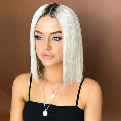 Amazon Com Sexhair Long Wavy Dark Wig Black Straight Hair