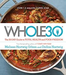 Over 1.5 million copies sold! Millions of people visit Whole30.com every month and share their dramatic life-changing testimonials. Get started on your Whole30 transformation with the #1 New York Times best-selling The Whole30. Since 2...