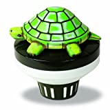 Solstice by International Leisure Products Hydro Tools 8711 Floating Turtle Pool and Spa Chlorine Dispenser