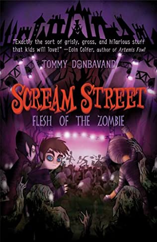 book cover of Flesh of the Zombie