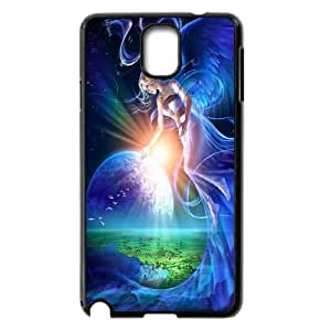 Angel in the sky Pattern Hard Case Cover Back Skin Protector For For Samsung Galaxy Note 3 Case FKGZ420656