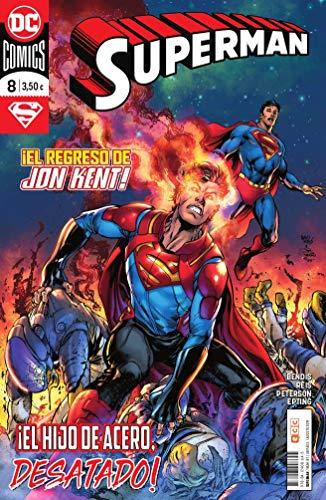 Superman núm. 87/ 8 (Superman (Nuevo Universo DC)) por Brian Michael Bendis,Ivan Reis,Brandon Peterson,Steve Epting,San Rafael Simó, Francisco