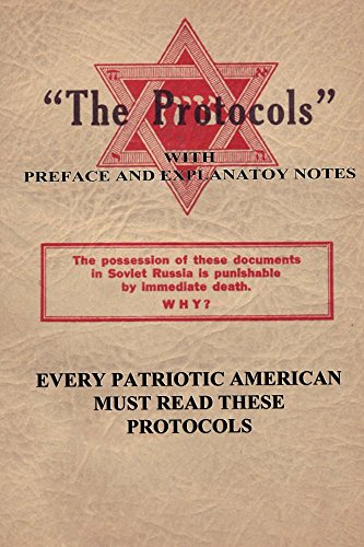 The Protocols: Of The Learned Elders Of Zion -The Great In The Small & Antichrist Download Pdf