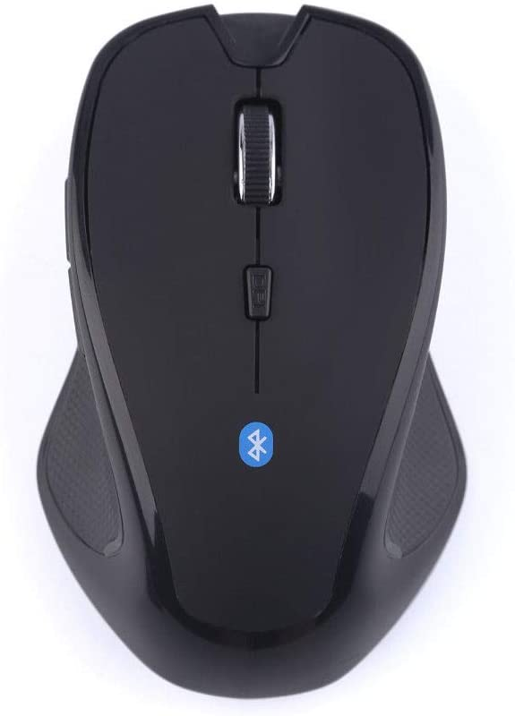 Redcolourful Wireless Bluetooth Mouse 6D 1600DPI 2.4GHz Optical Gaming Mouse for PC Computer