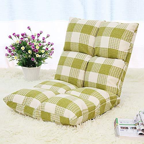 床の怠惰なソファーの床の椅子G賭博の椅子として使用のための背部サポートと B07SY71ZBM B