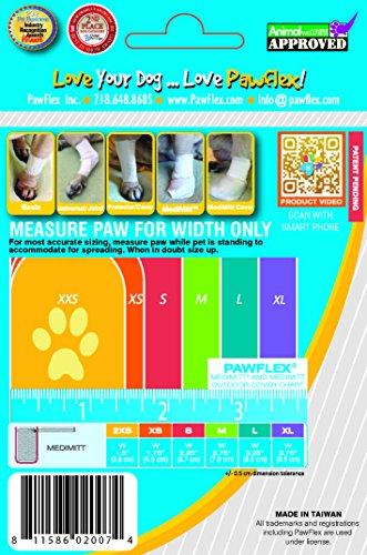 Pictures of Pawflex Bandages Medimitt BandagesPets (Pack of 4) ROM002 5