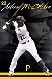 MLB Pittsburgh Pirates, Andrew McCutchen, 22 x 34, Wall Poster by Trends International