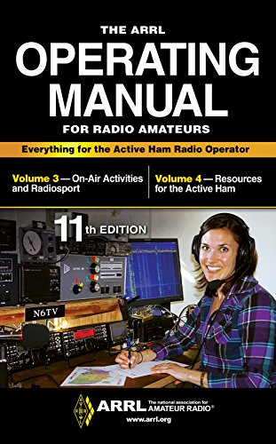 The arrl operating manual for radio amateurs volumes 3 4 arrl the arrl operating manual for radio amateurs volumes 3 4 by inc fandeluxe Image collections