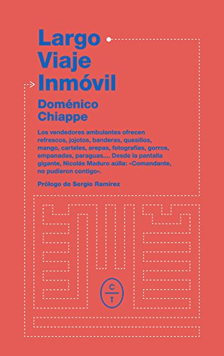 Largo viaje inmóvil (Spanish Edition) by [Chiappe, Doménico]