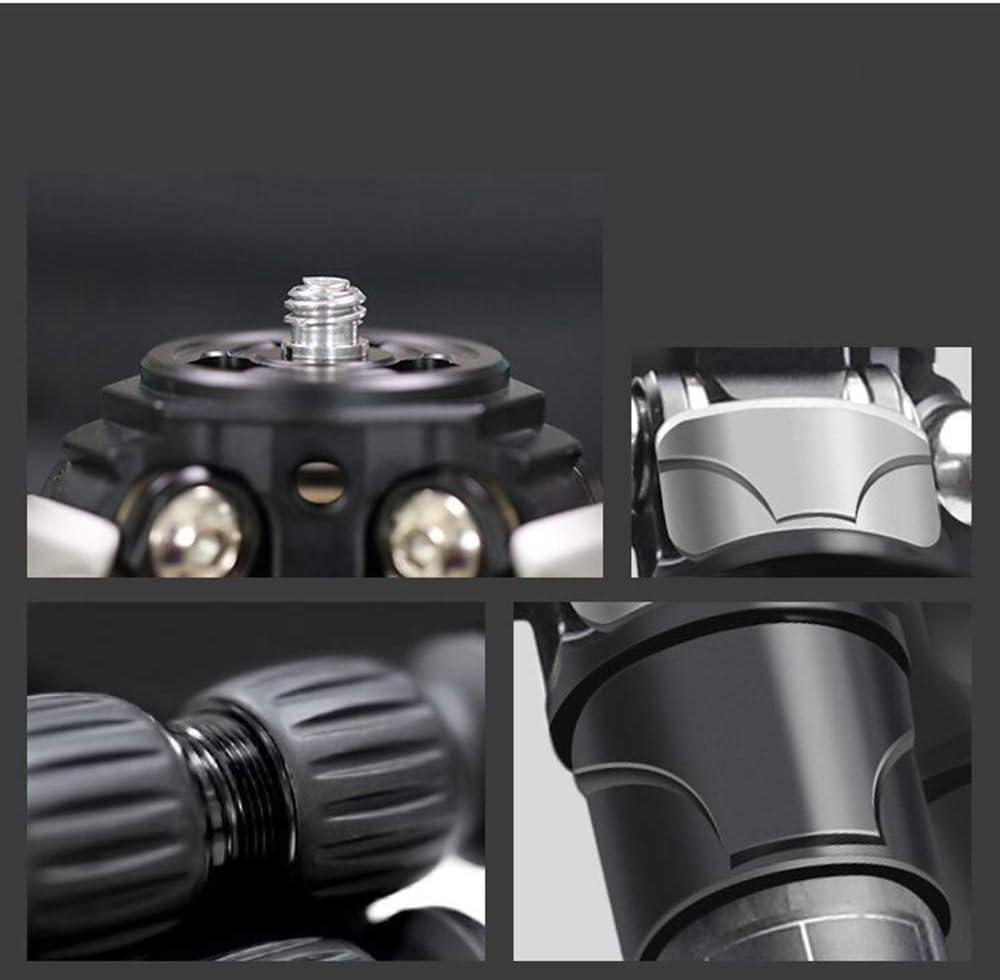 Tripod Professional Carbon Fiber Portable Travel Aluminum Camera Tripod Accessory Bracket and Canon SLR Camera Head