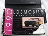 1990 Oldsmobile Trofeo Owners Manual