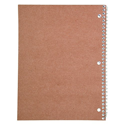 043100055105 - Mead Spiral 1-Subject Wide-Ruled Notebook, Assorted Colors (5510) carousel main 2