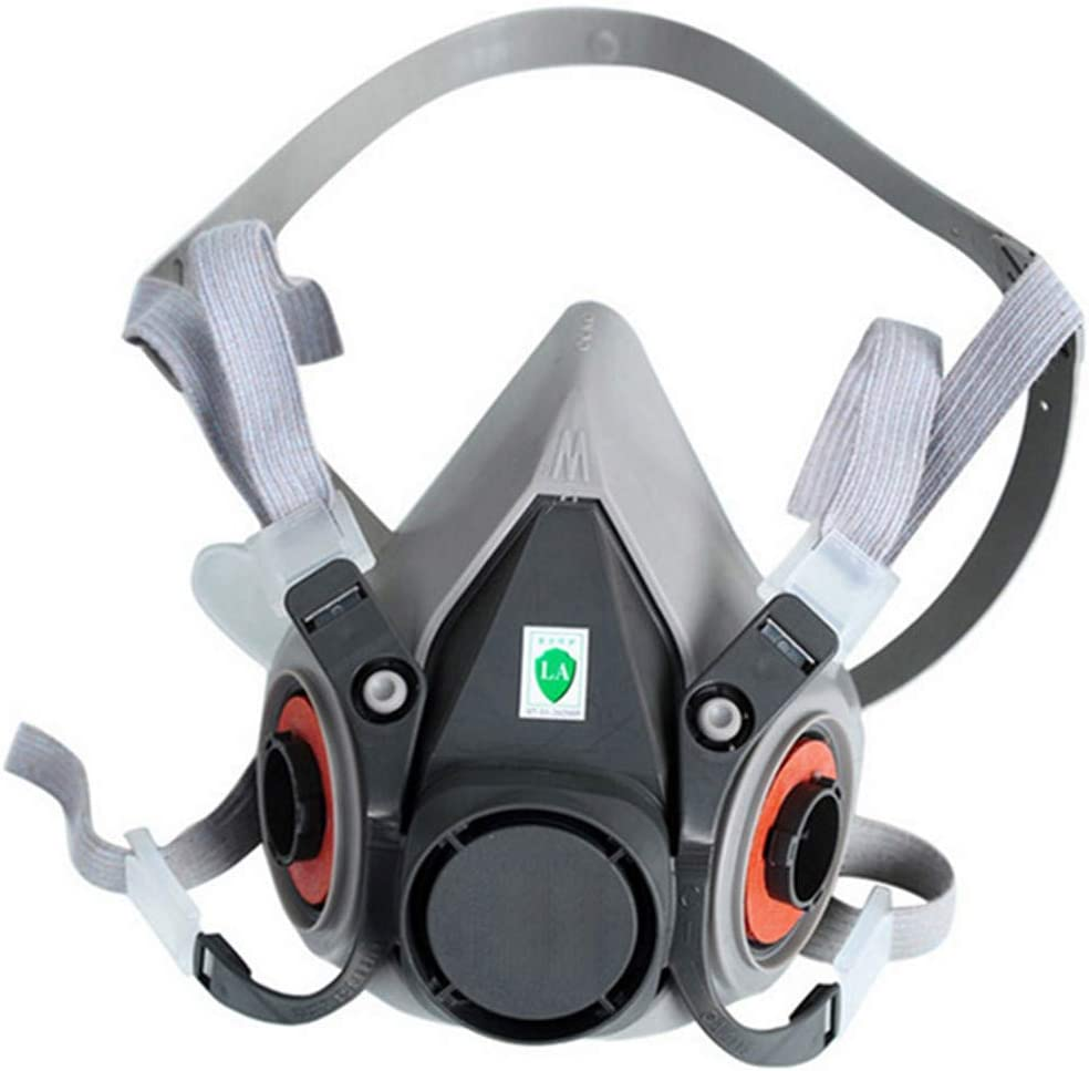 A Gas Mask Air Carbon Fire Mold Chemical Paint filter respirator profession