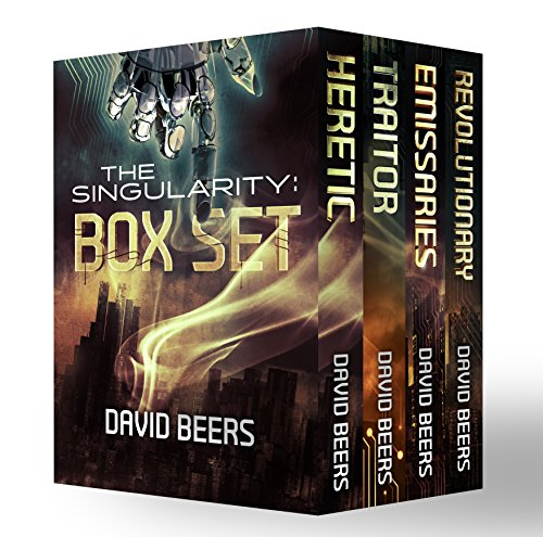 The Singularity: Box Set (Books 1-4) by [Beers, David]