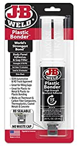 Amazon.com: J-B Weld 50139 Plastic Bonder Body Panel