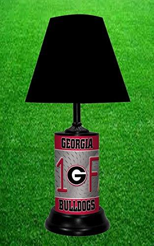 GEORGIA BULLDOGS NCAA LAMP - BY TAGZ SPORTS
