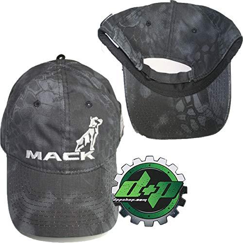 c3c646299d5 Amazon.com  Mack Trucks Black Tactical USA American Flag Patch Hat  Garden    Outdoor