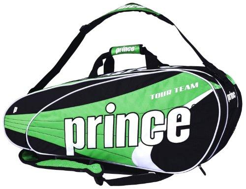 Prince Tour Team Green 9-Pack Tennis Bag ()